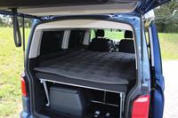 <p>Camp 4 Even Matratze - Für VW T4, T5 und T6 Multivan und California Beach</p>