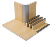 Möbelbauplatte Ahorn Schichtstoff, HPL