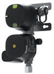 Truma DuoControl CS vertikal - To-flaske systemet