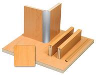 Möbelbauplatte Apfel Schichtstoff, HPL