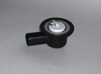 Drain for sewage system, 33 mm