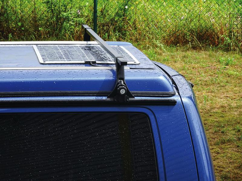VW Dachträger für T4, T5, T6 und andere Kastenwagen