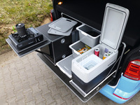Campingbox L for VW T5/T6, vans and estate cars