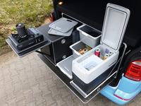 CampingBox L - løst køkken til minibusser og campervans