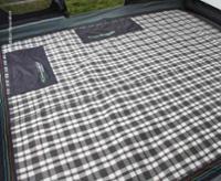 Telt tæppe Snug Rug til AIRDALE 5, 280x190 cm