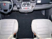 Kabinetmåtter til Fiat Ducato, Peugeot Boxer, Citroen Jumper år 02-06