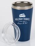HOLIDAY TRAVEL - Edelstahl Vacuumbecher mit Deckel