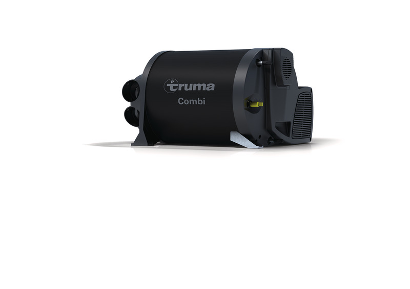 Truma Combi 4 CP plus 12V, 30mbar heater and boiler Christmas tree connection