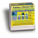 MultiMan YellowBox 125 Wasser-Inbetriebnahmebox