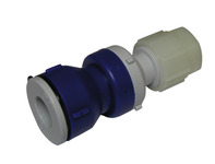 Non-return valve - for twin power pump