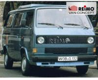 VW T3 pop top roof, mushroom roof superflat, until 1990, white