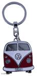 VW Collection nøglering, rød Bulli-front design