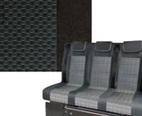 Sovesæde VW T6 Trio Style V3000 størrelse 3 3-sæders SimoraT6 2-fbg, højrehåndsd