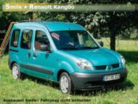 Ausbauset Renault Kangoo Smile