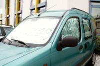 Isoflex Thermomatte Renault Kangoo Bj.1997-2009 (8-teilig)