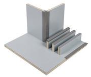 Möbelbauplatte Pure Graffiti matt Schichtstoff, HPL