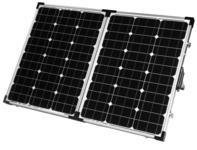 Solarkoffer 120W, das praktische mobile Solarpanel