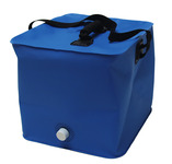 Water transport box pen, foldable. Volume approx. 25 litres