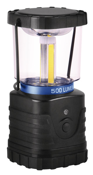 Camping Lanter, COB Battery Operated, 500 lumen, Carbest