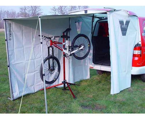 Vanshower side parts Worker for VW re.+li.used.