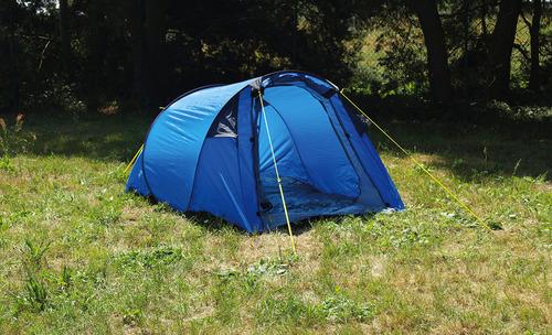 Tente Sequoia pour 2 personnes - la tente rapide avec mini-poids