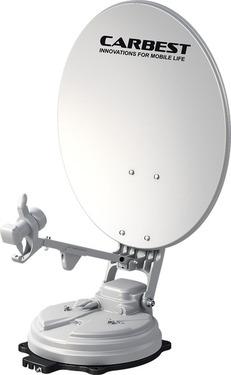 Carbest Multi-Sat X65 Single - Sat-Anlage 65 cm