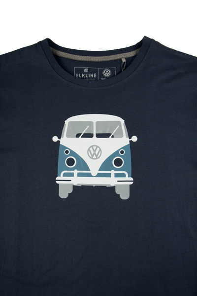 """T-Shirt Herren """"Bulli Front"""" VW, 100% Baumwolle - T-Shirt Herren S Bulli"""