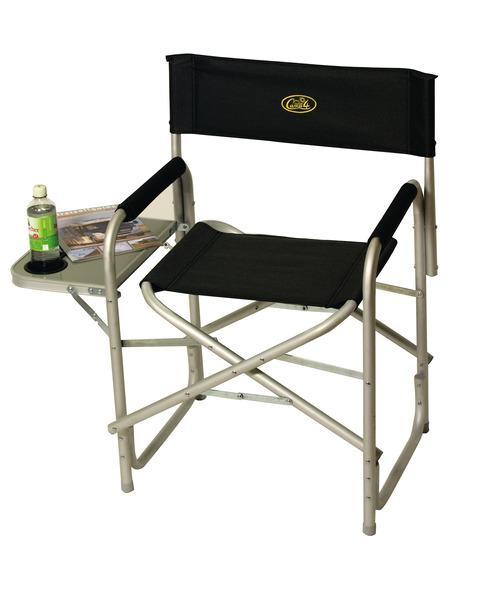 Sedia Da Regista Maxi De Luxe 2 Con Tavolino Laterale Sedie Da Campegio Camp4 Sedie Da Campeggio Sdrai Da Campeggio Accessori Campeggio Italiano