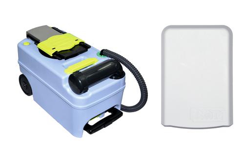 SOG-Entlüftungsset 3000A für Dometic CT 3000, Seitenwand, weiß