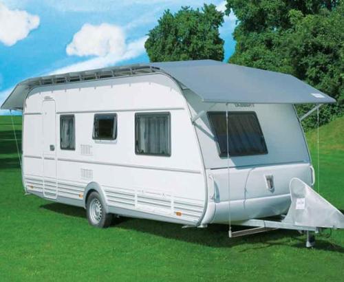 1 Caravan Schutzdach, Dachplane, Winterschutz