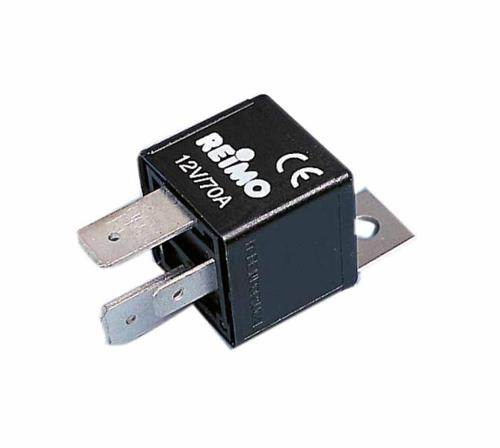 Reimo cut-off relay 70A with protective diodes, loose