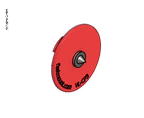 Marker stik til VeryLow stikkontakt til panelmontering, 1 stk.