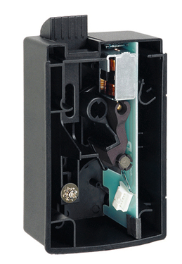 Central locking system for storage space flaps & doors, starter set Universal