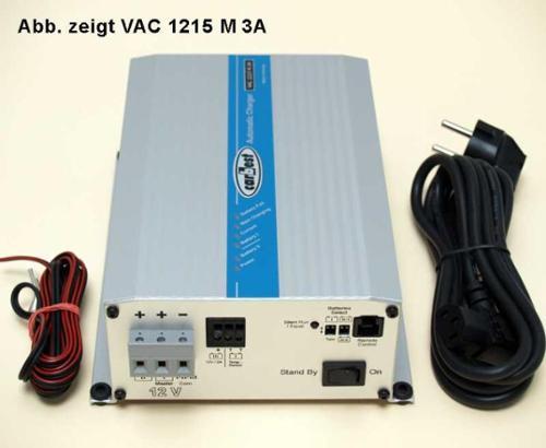 carbest caricabatterie automatico VAC - Caricabatteria da auto VAC 1250 M 3A