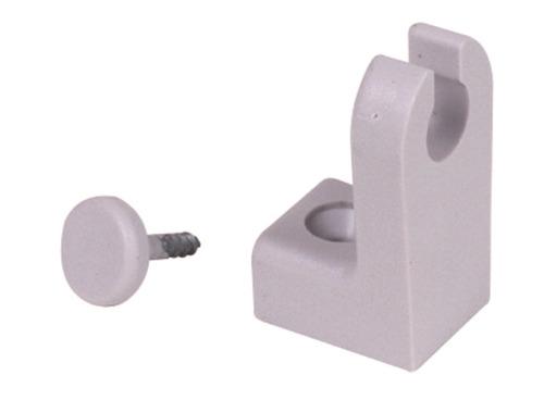 Spiralbånd montering sæt lysegrå 2 sæt SB