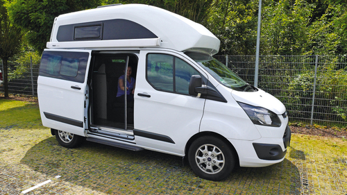 Insect door Ford Transit Custom, model V362