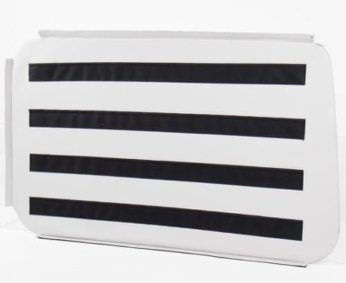 Pocket Holder for Window Pockets - Mercedes Vito LW, left rear