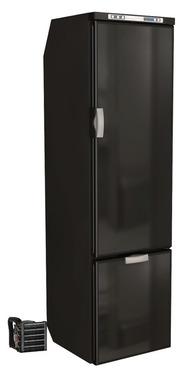 Vitrifrigo compressor refrigerator, SLIM 150 black