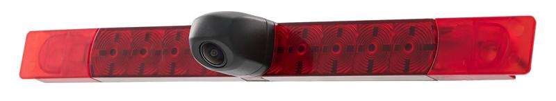 Uniwersalna kamera cofania DVN CW 930 Pro ze światłem hamowania