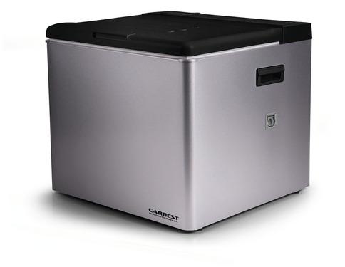 Absorber Kühlbox, Auto Kühlbox von Carbest, 38l Nutzinhalt