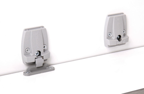 Cara-Snap locking system for stowage spaces, backset 16mm, pull release