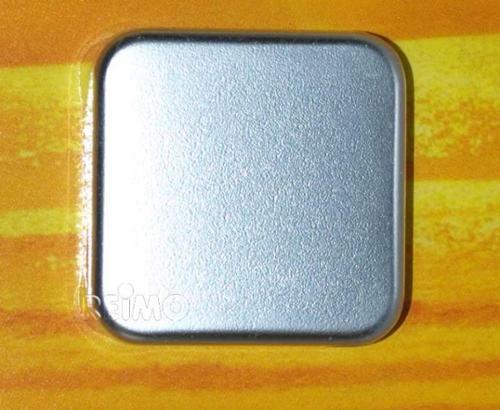 Rocker universal switch silver