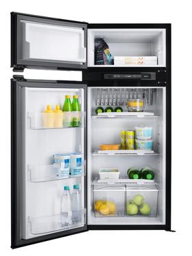 Absorbente refrigerador N4150E + 230V 12V bisagra de puerta de gas derecha / izquierda