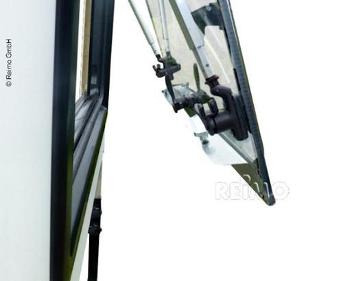 Betörésvédelem Seitz S7 Z csuklós ablakhoz, központi zárrendszerrel - Biztonsági profil S7Z-080