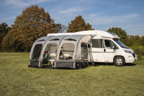 Auvent camping car gonflable MARINA HIGH AIR PREMIUM 390 - REIMO
