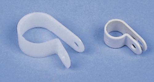 Morsetto di fissaggio per tubo flessibile per acque reflue