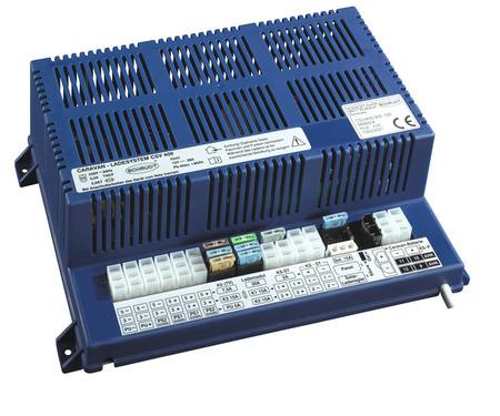 Bloque eléctrico CSV 409 m. Módulo de carga (baterías de gel/plomo)