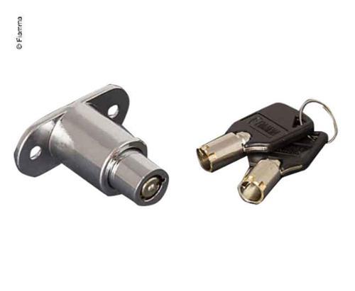 Låsecylinder inkl. 2 nøgler