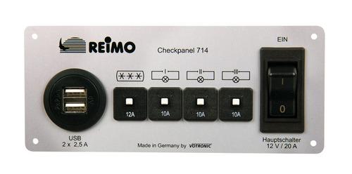 Reimo-Sicher.Panel 714sil