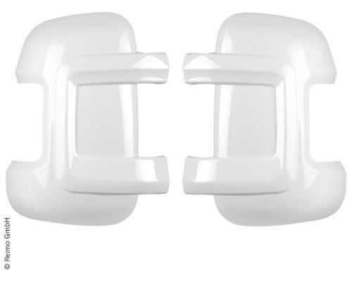 Spiegelbeschermer Fiat Ducato, lange versie, wit